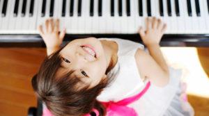 ピアノ教室のホームページ作成